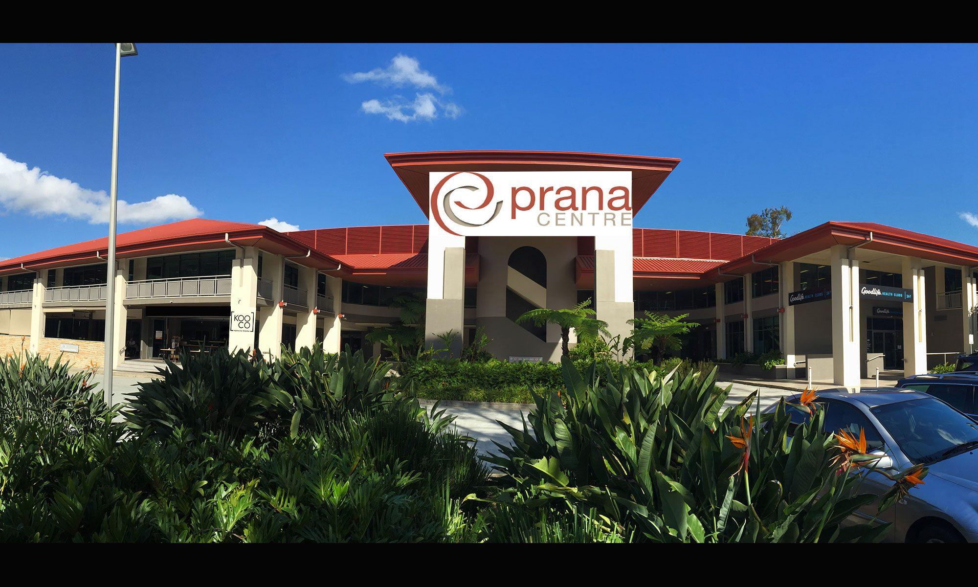 The Prana Centre